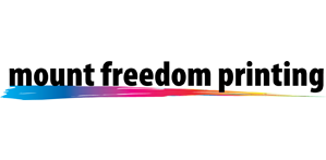 Mount Freedom Printing