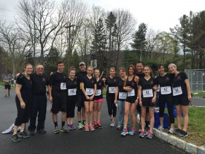 Askin Hooker 5K Team Photo